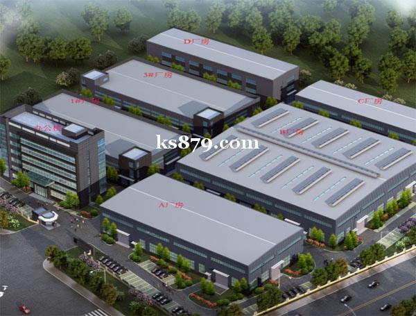 昆山单层厂房出租 钢结构 全新