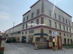 独院2677平米火车头厂房出租 昆山巴城