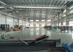 张浦德国工业园3500平米机械厂房出租 办公室500平米