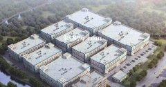 高新区元丰路全新标准厂房4.3万平米 三层