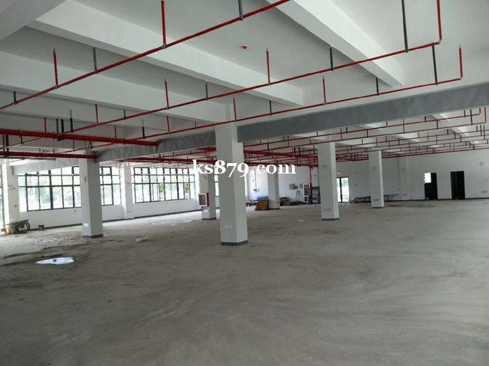 开发区丙二类多层厂房出租 一栋5600平米