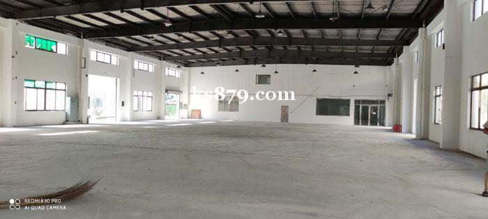 蓬朗1200平米单层厂房出租